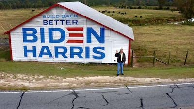 Barns for Biden