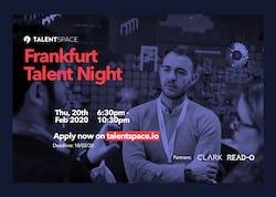 Frankfurt Talent Night