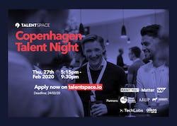 Copenhagen Talent Night