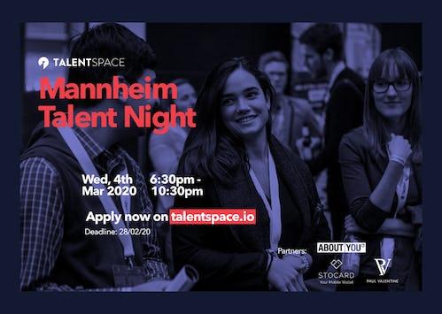 Mannheim Talent Night