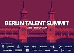 Berlin Talent Summit 2020