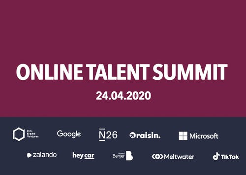 Online Talent Summit