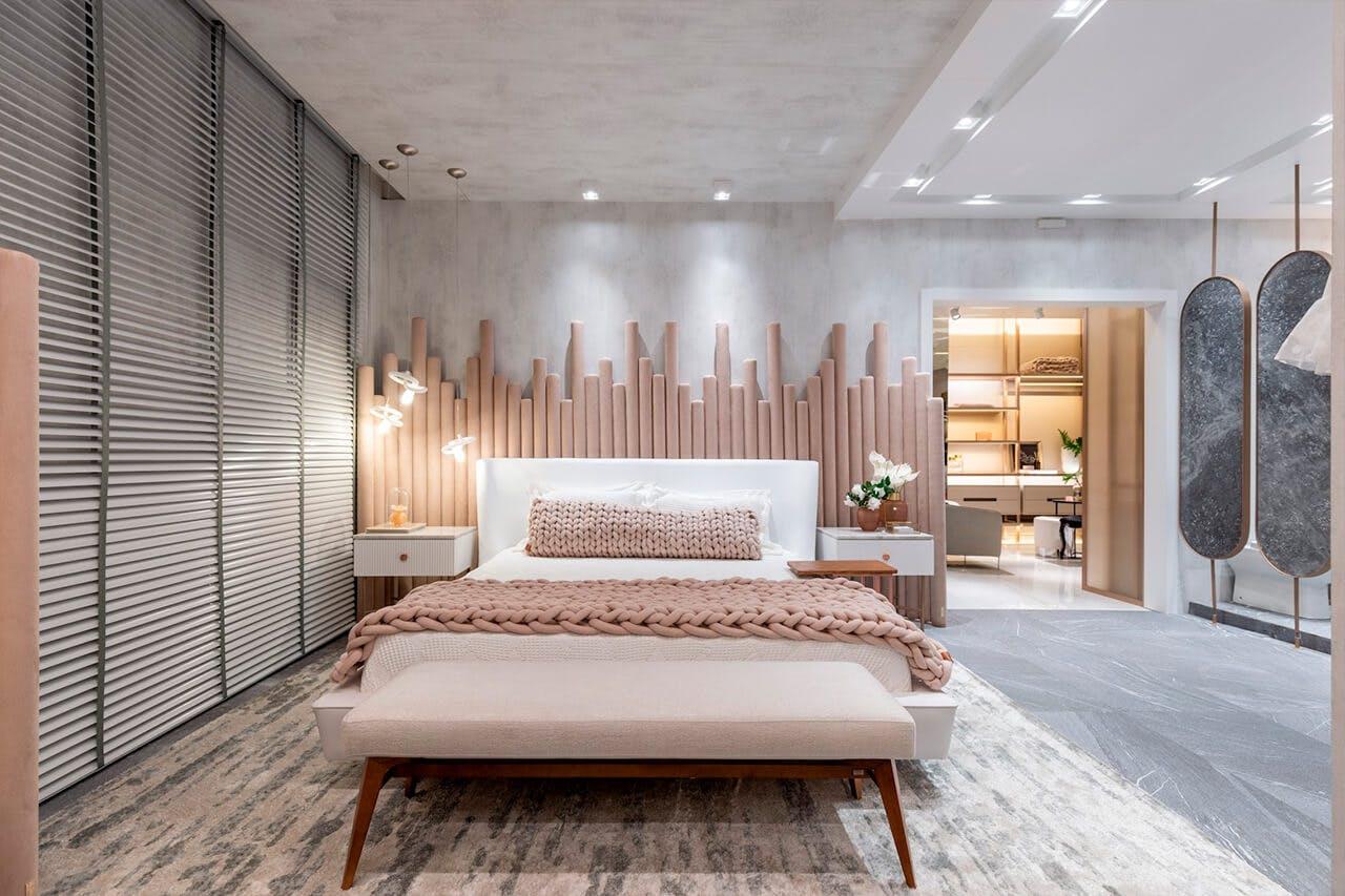 Suíte Le Rose, BT Arquitetura, Mostra GHD 2019.