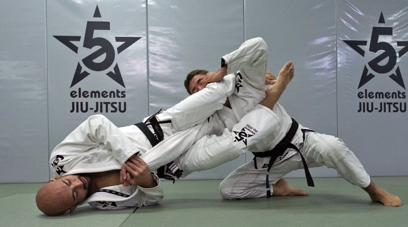 Imagem do projeto Five Elements Jiu-Jitsu