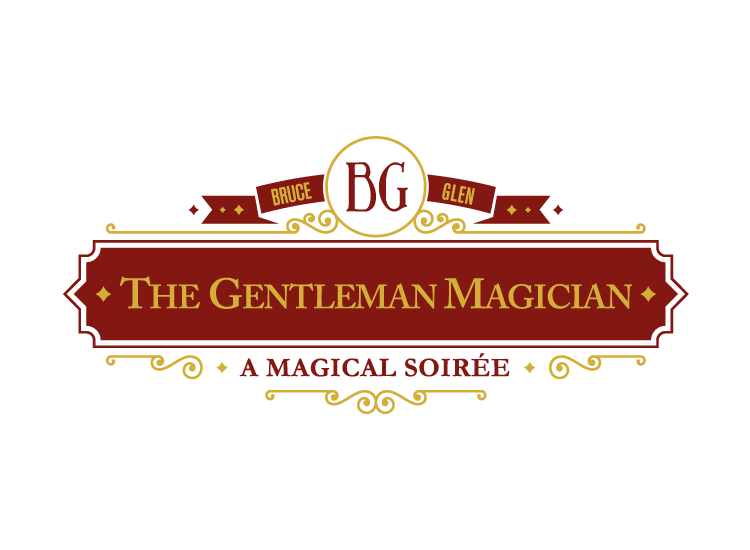 The Gentleman Magician - Proud client of Handsome Creative