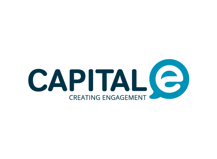 CAPITAL-e - Proud client of Handsome Creative