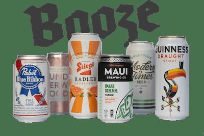 Booze -