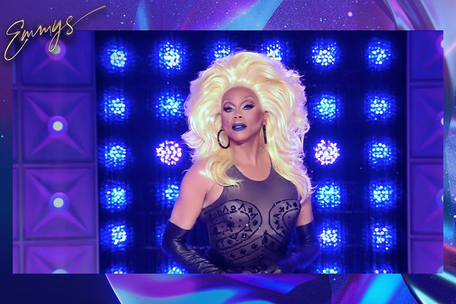 RuPaul dedicates Emmy win to Chi Chi DeVayne!