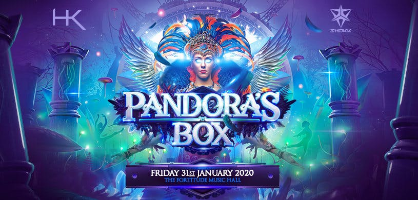Pandora's Box, unlocking the raves of the past