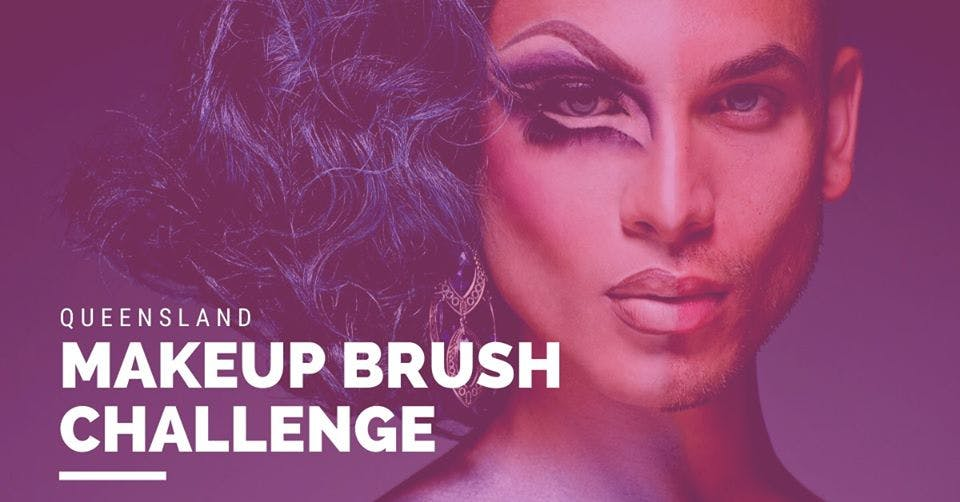 75 performers across QLD come together for The Makeup Brush Challenge