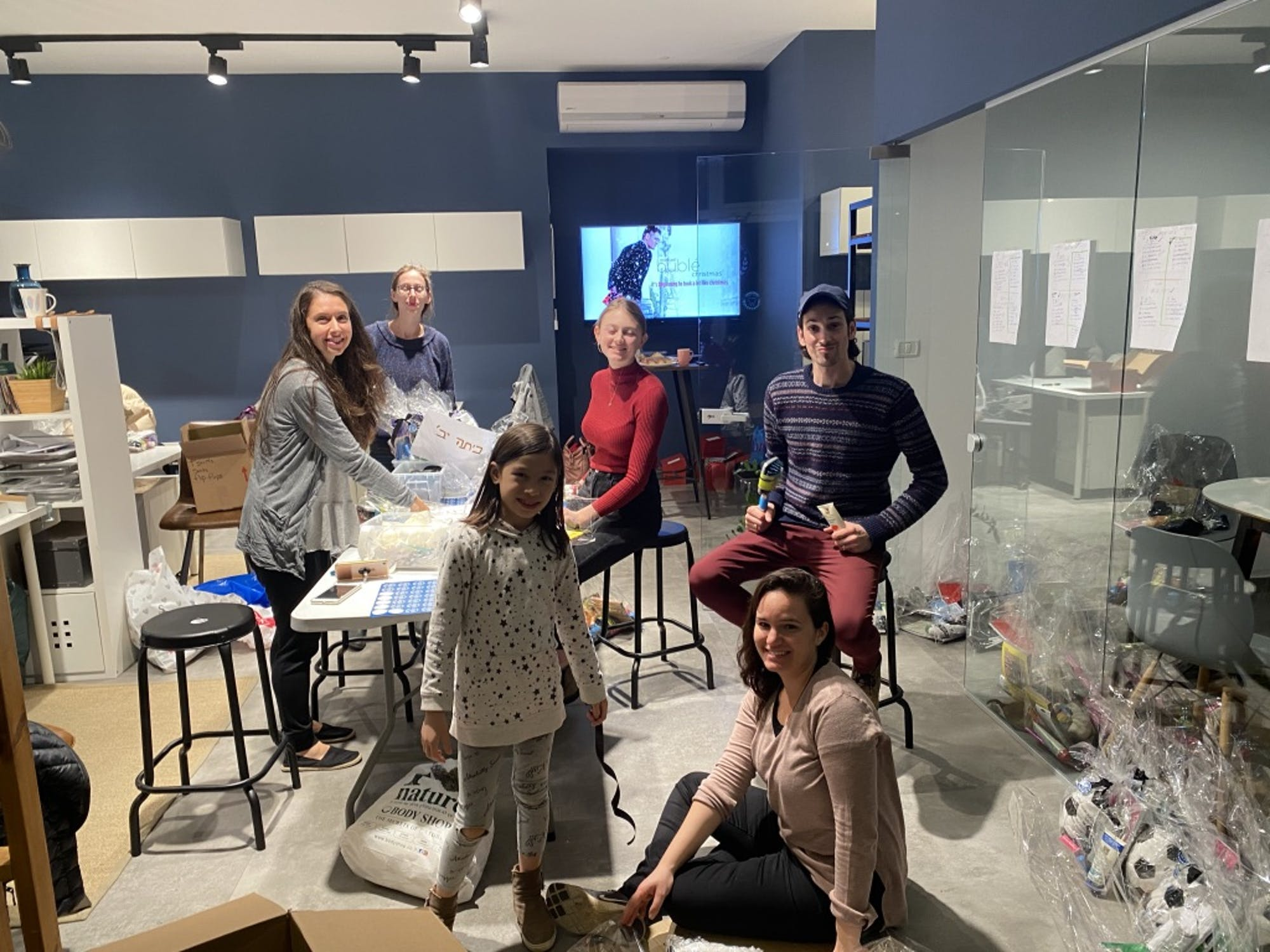 Hanukkah Volunteer Project 2020