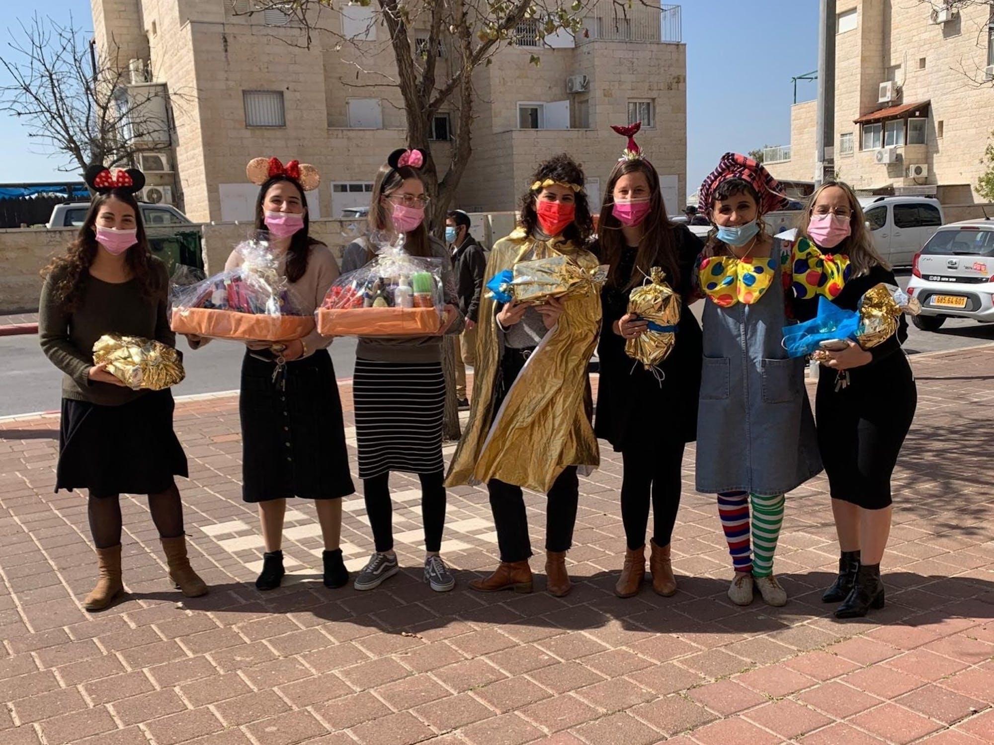 Purim Project 2021
