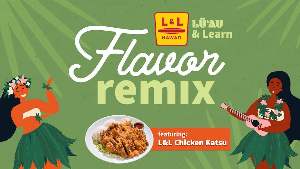 Video: Chicken Katsu Pizza