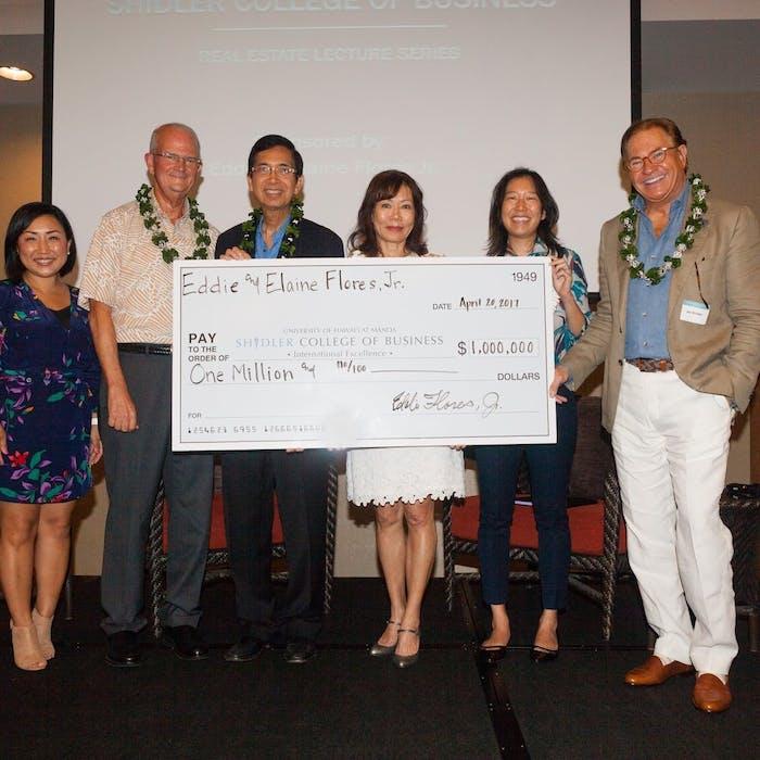 L&L donating 2 million dollar to UH