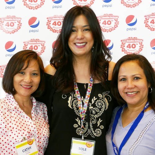 Pepsi partnership with L&L