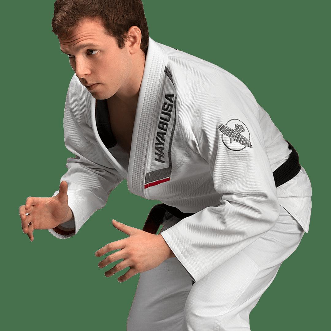 Hayabusa Gi de jiu jitsu l/éger.