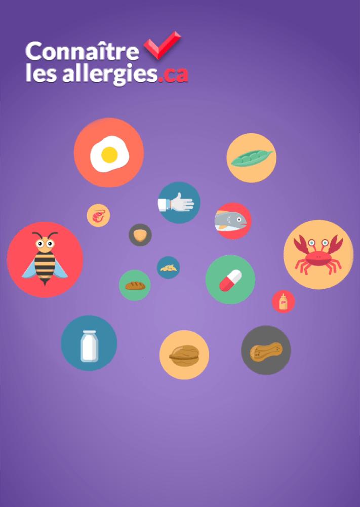 Connaitre les allergies