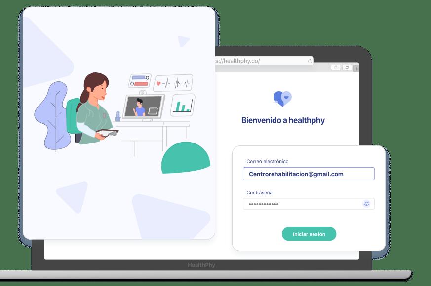 Recibe una cuenta de acceso personalizada