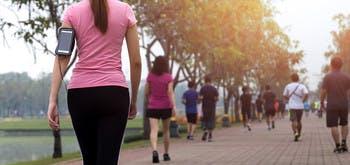 Walk your way to health.