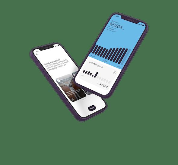 Mobilversion af pension for selvstændige
