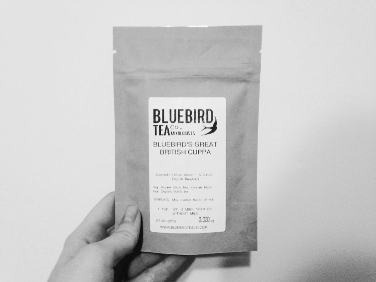 Tea Blending Workshop @ Bluebird Tea Co.