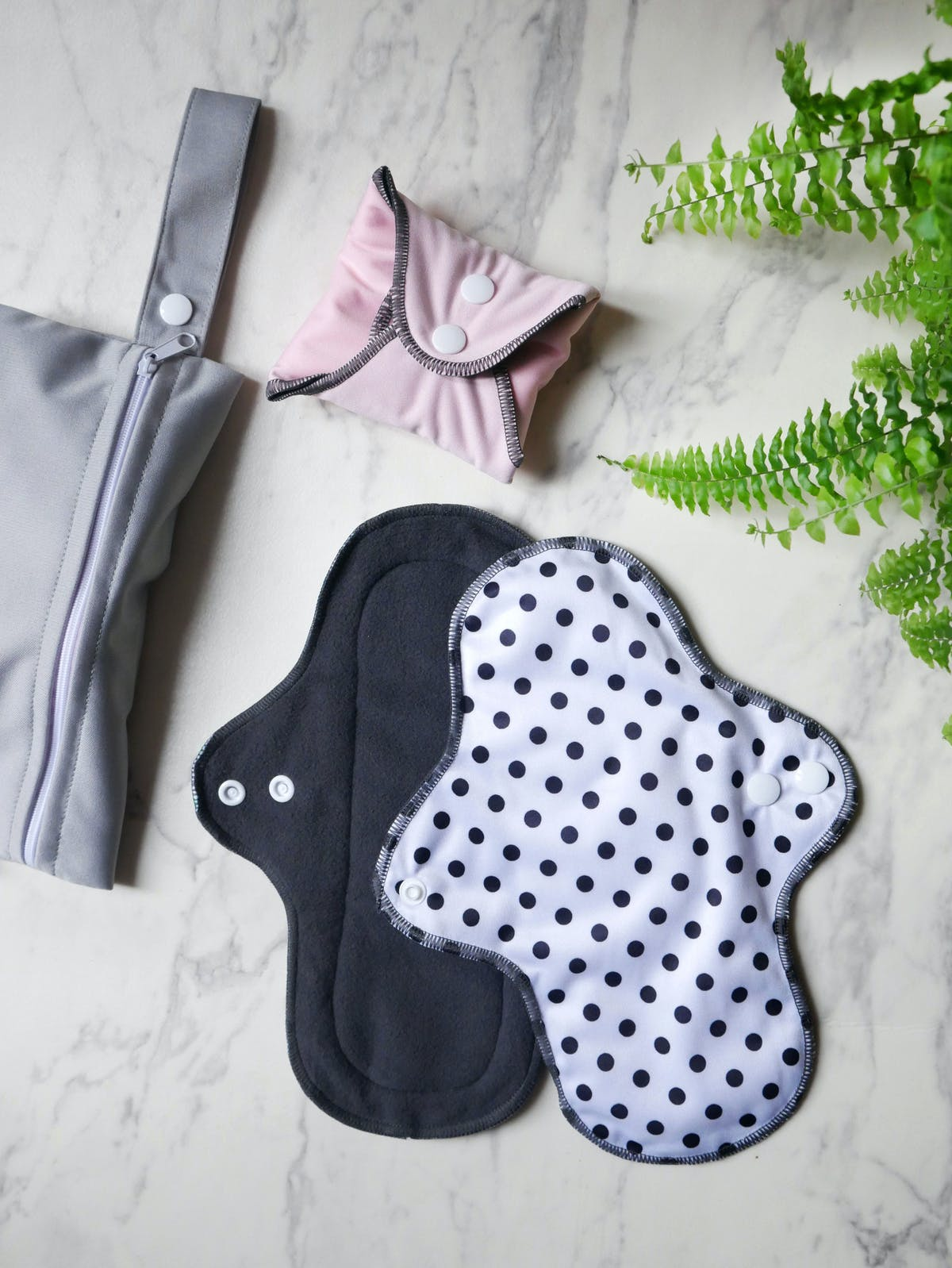 Plastic Free Periods + Reusable Sanitary Pads