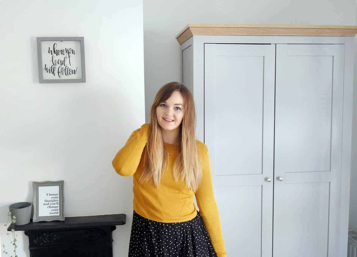 Starting a Capsule Wardrobe + Not Buying New