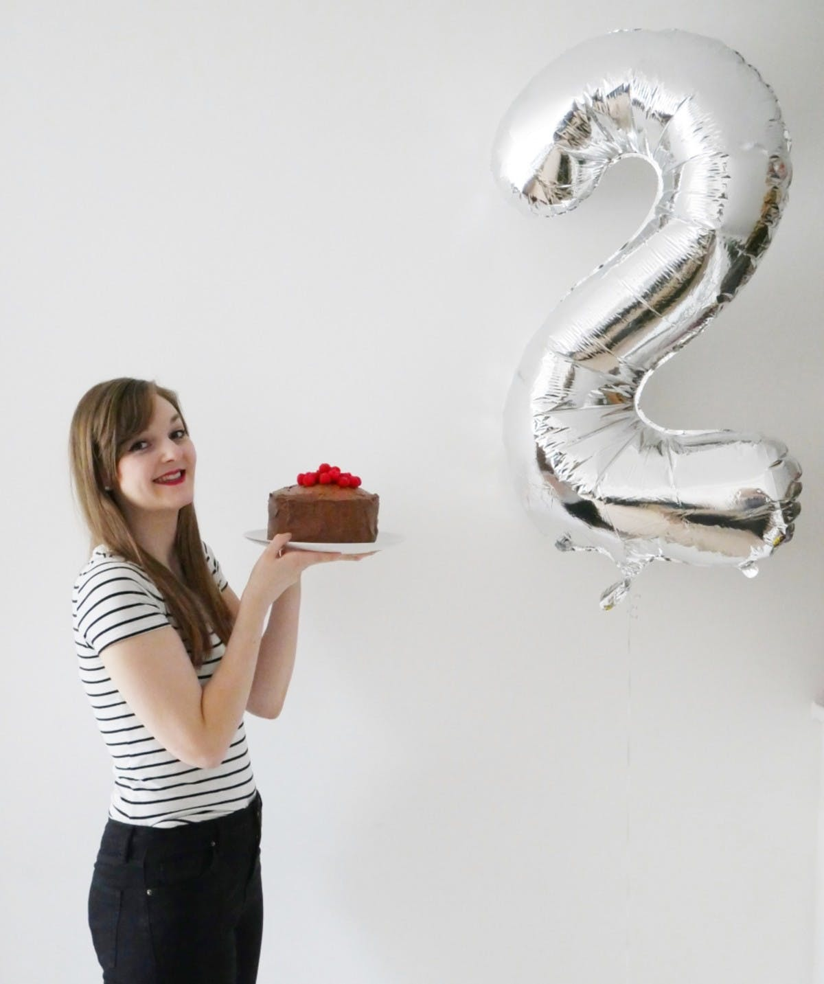 Heart + Bowl's 2nd Birthday – Chocolate Celebration Cake