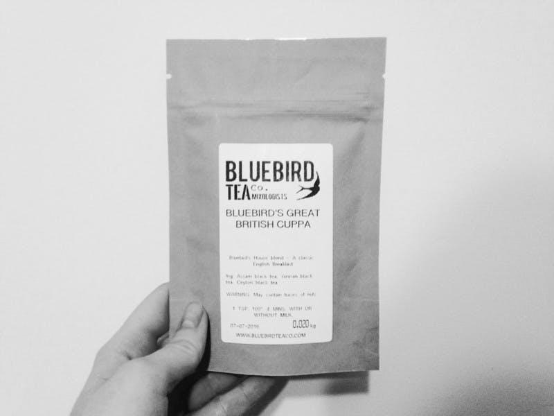 Tea Blending Workshop @ Bluebird Tea Co.