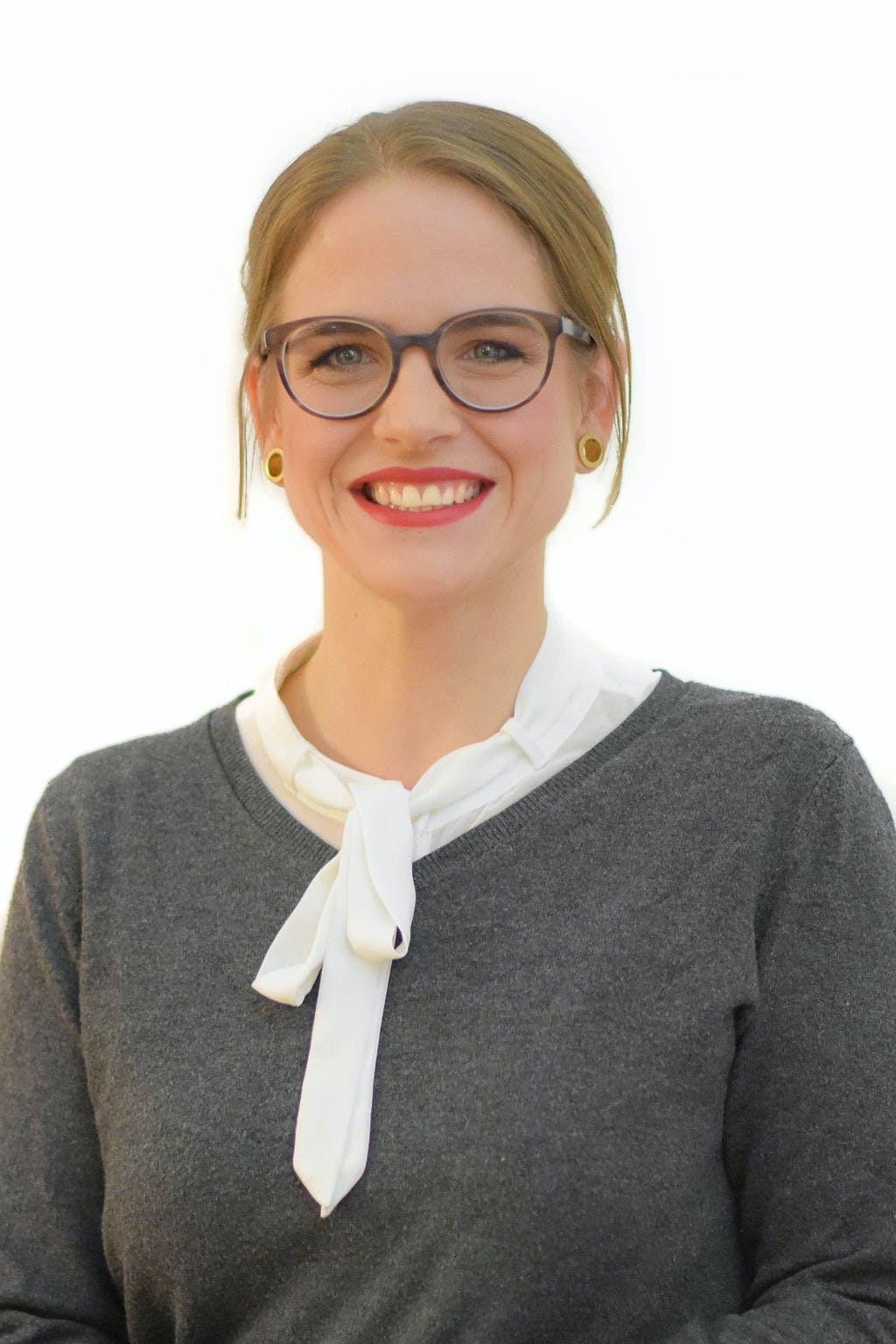 Portrait von Sarah York