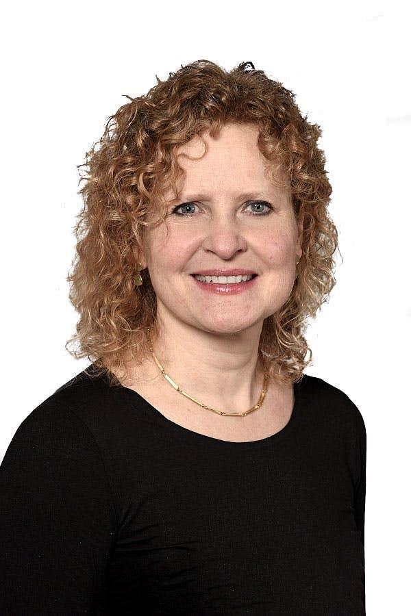 Portrait von Ursula Böhme