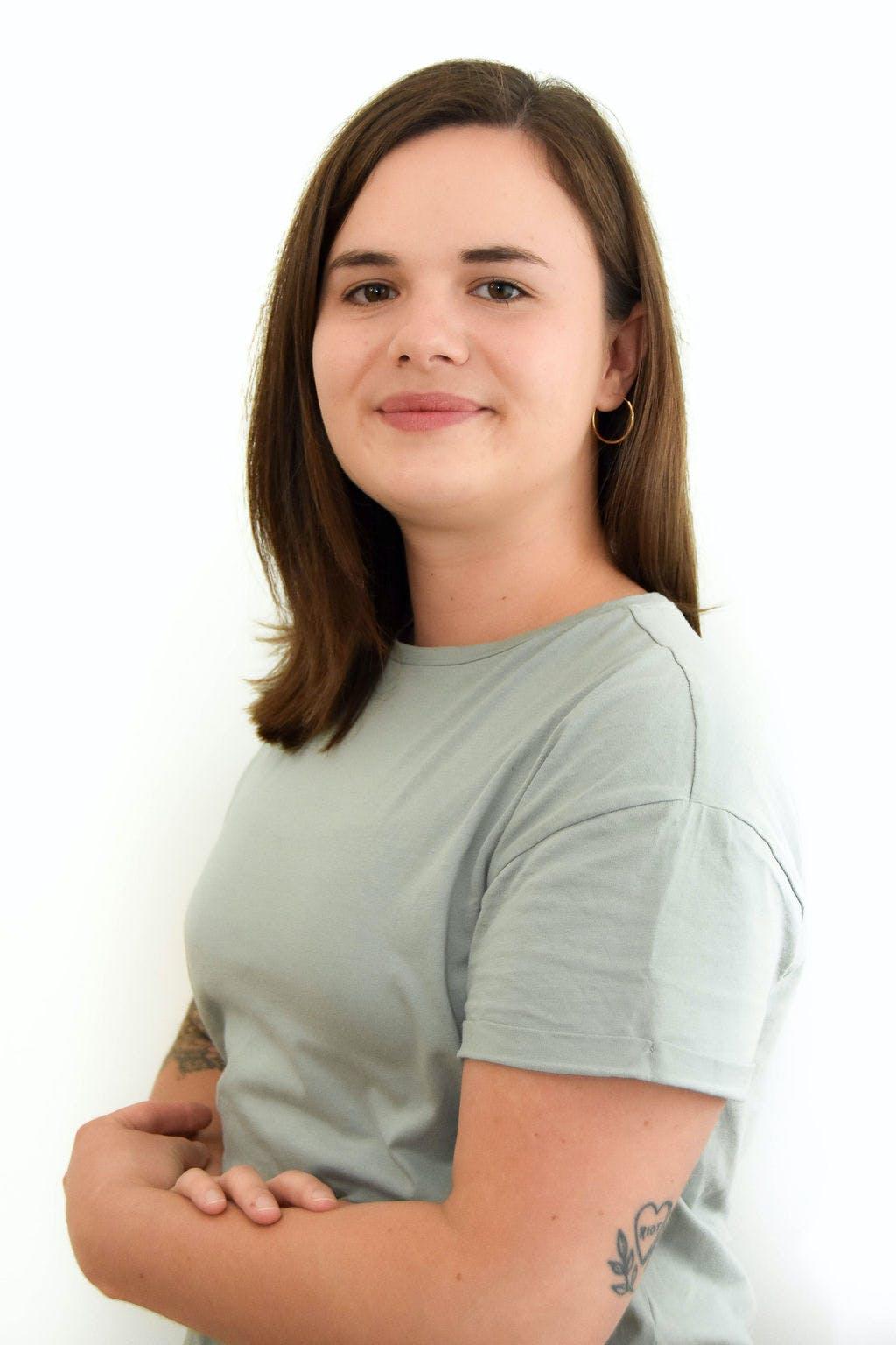 Portrait von Patricia Hornauer