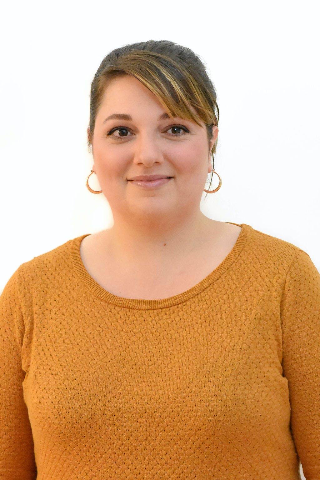 Portrait von Ursina Keller
