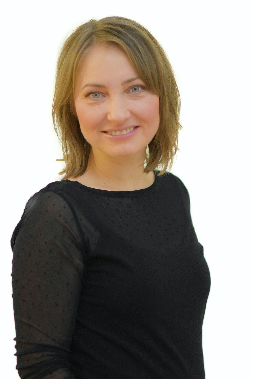 Portrait von Yvonne Maas