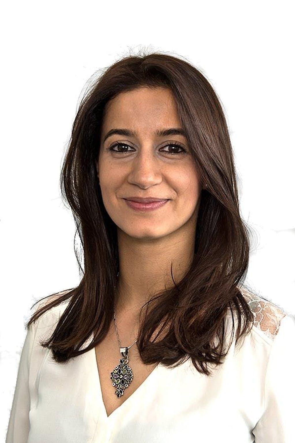 Portrait von Amal Boulahcen
