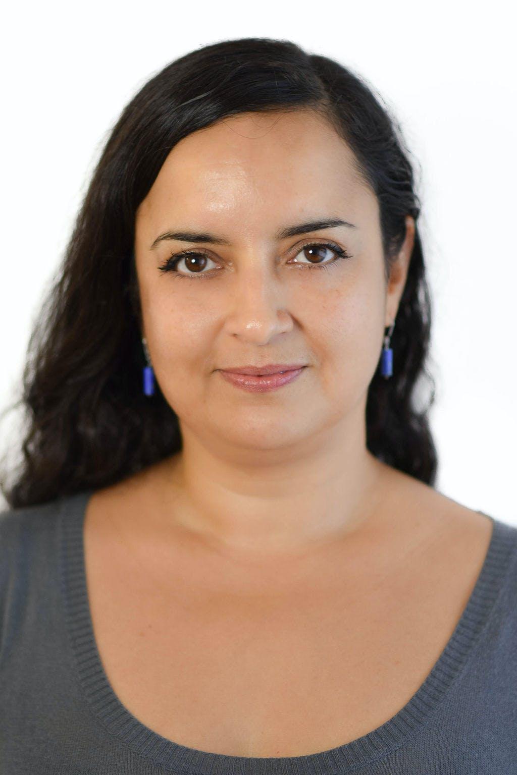 Portrait von Serena Debrunner