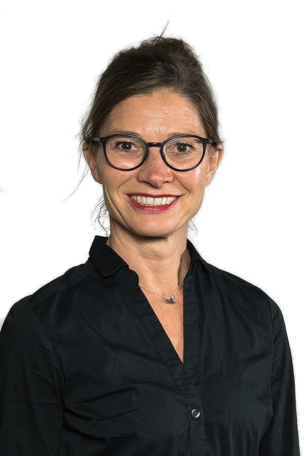 Portrait von Brigitte Müller-Schaudt