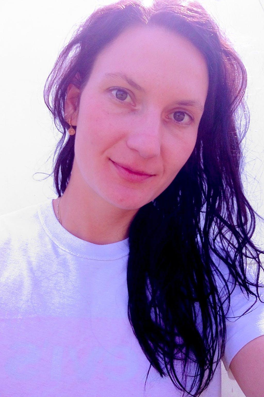 Portrait von Sarah-Maria Wieland