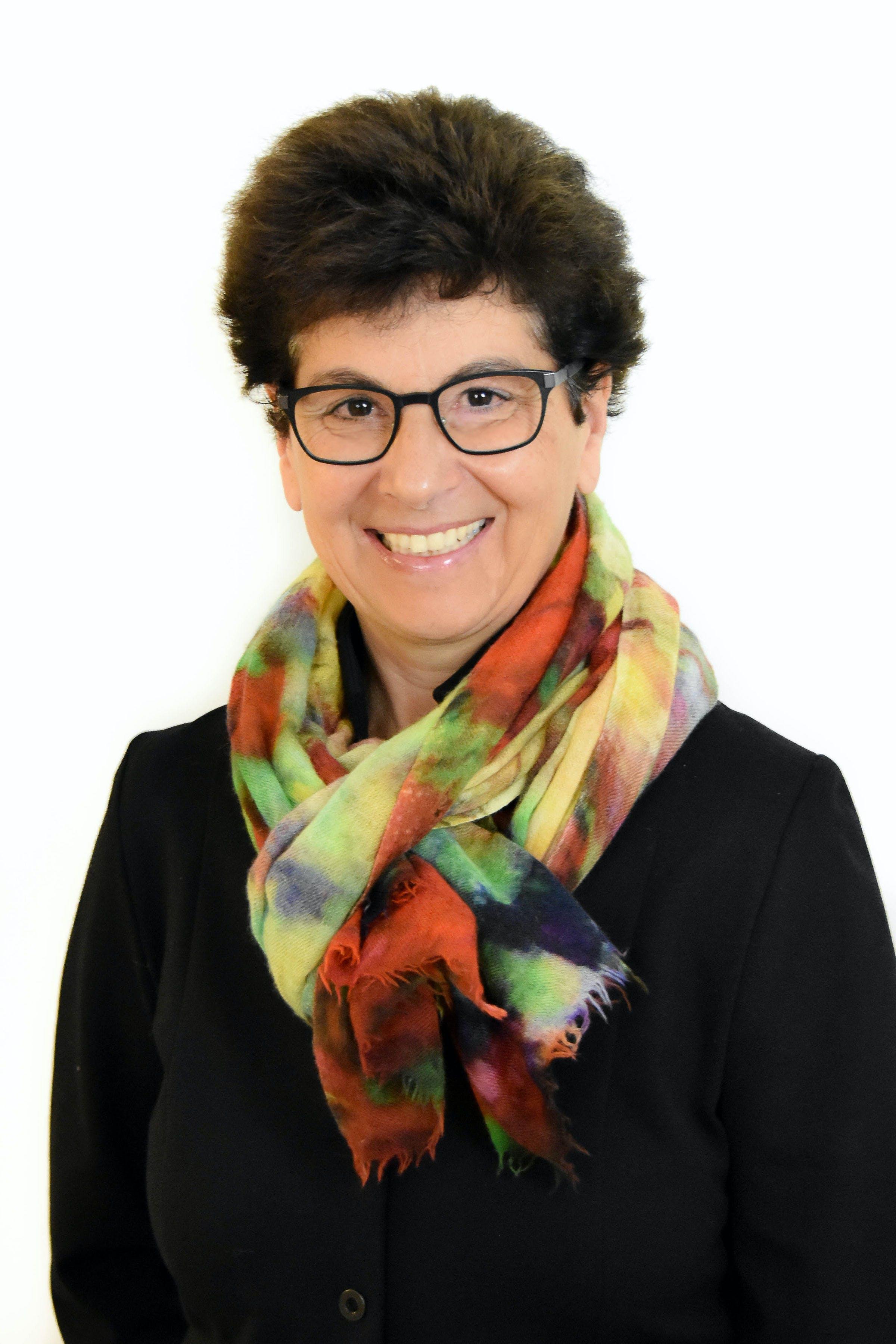 Portrait von Luzia Felber