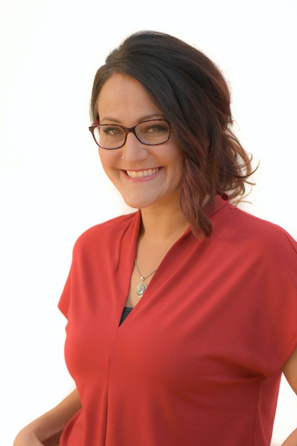 Portrait von Rebekka Grüter