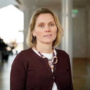 Guðrún Bergsteinsdóttir