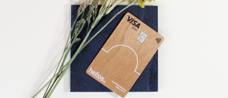 Votre carte bancaire en bois est unique