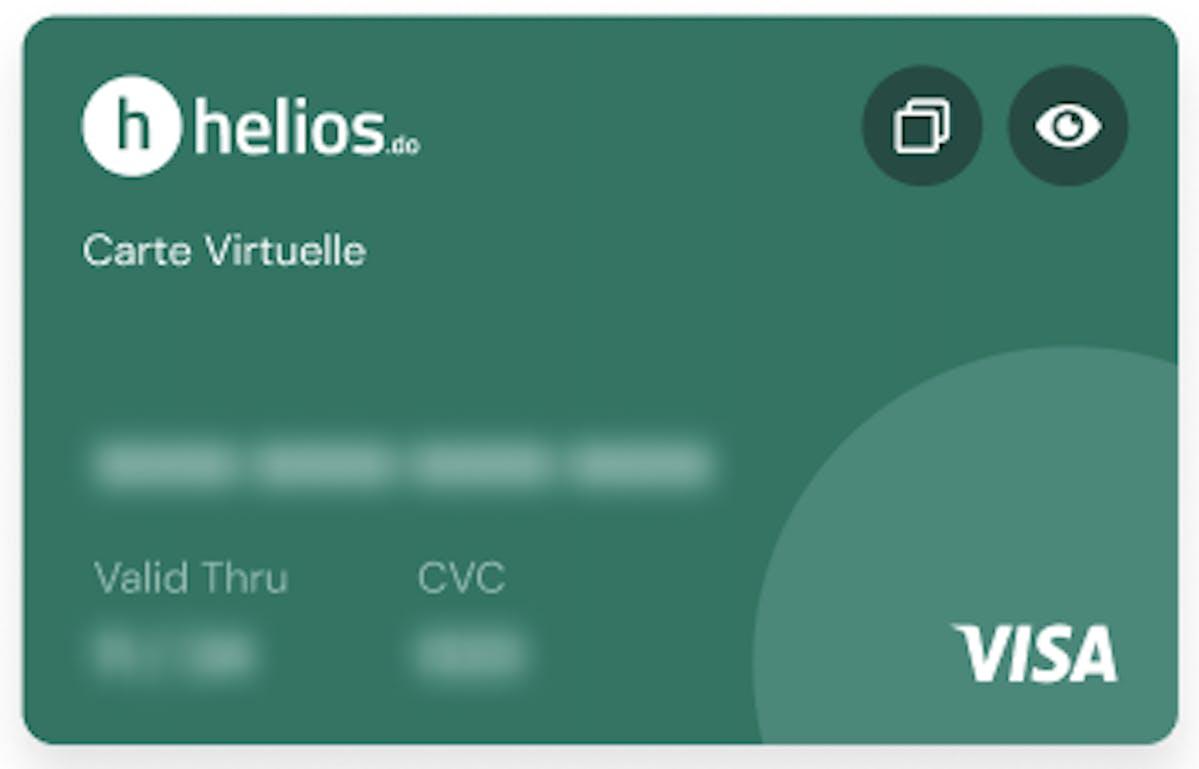 La carte virtuelle pour payer en ligne en sécurité