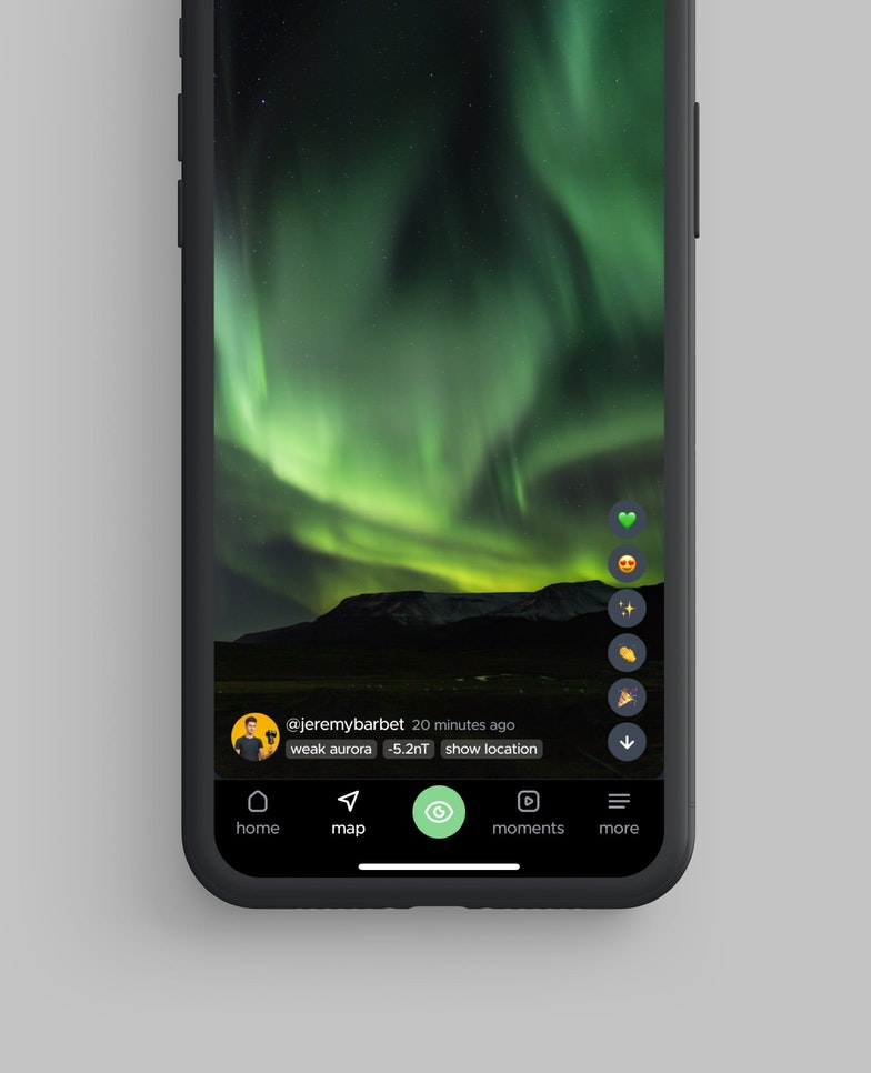 How to use hello aurora & connect with Northern Lights lovers
