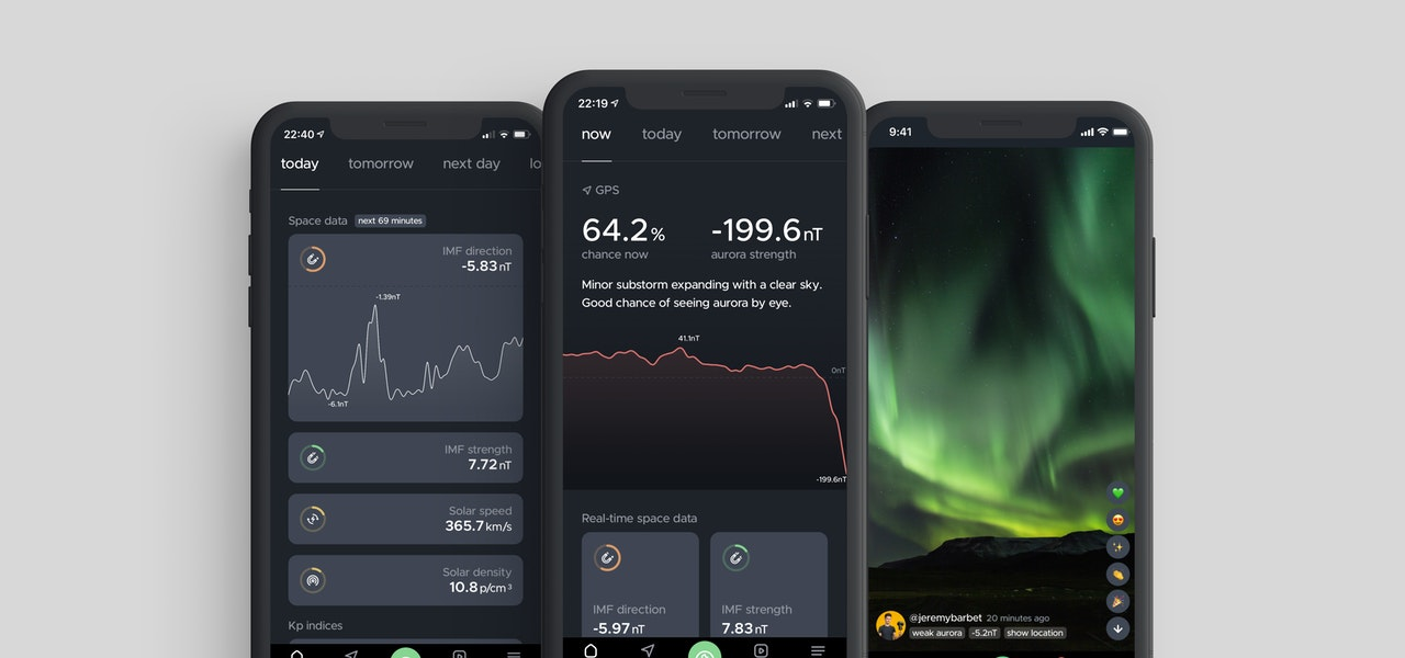 The aurora app that is not just about forecast's cover picture