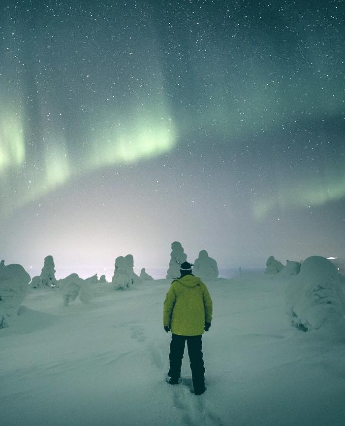 Interview with a Photographer Timo Oksanen | Aurora in Finland