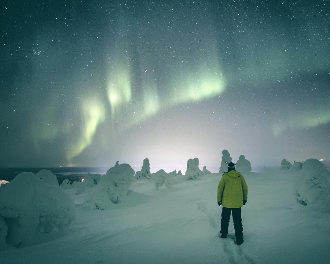 Interview with a Photographer Timo Oksanen | Aurora in Finland's cover picture