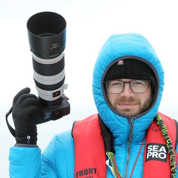 Meet Jeroen, a photographer from Belgium