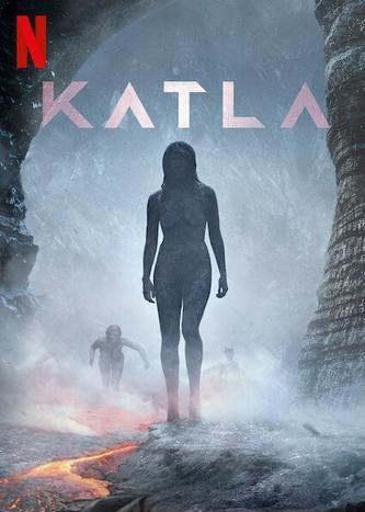 Netflix series Katla that flimed in Vík. Photo from IMDB