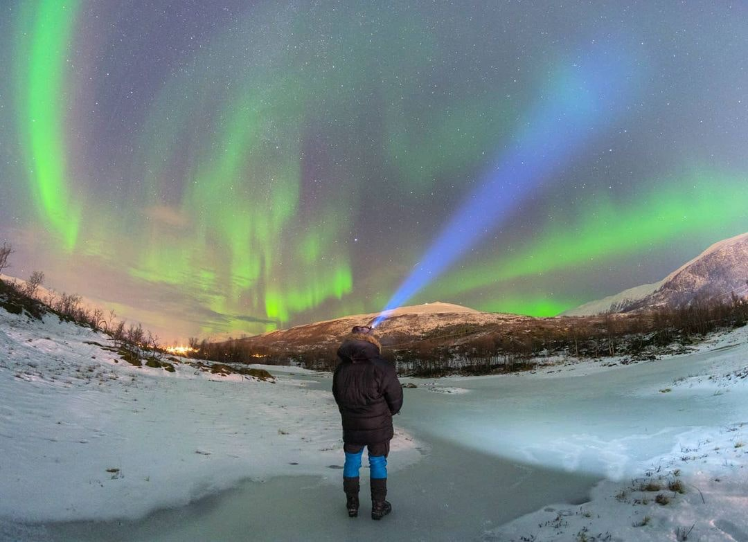 Interview with a Photographer Geir Lia Hammer | Aurora in Tromsø's cover picture